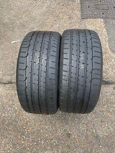 255 40 R 19 100Y XL Pirelli P Zero AO 2x Tyres Pair 2554019 Fitting Available