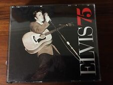 ELVIS 75    3CD BOX SET   JAPAN PRESSING WITH OBI elvis presley