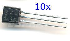 10x LM336Z2.5 - 2.5 volt reference shunt regulator - regolatore tensione
