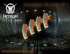 HITECH MINIATURES - AHLB003 Halberd Blades Small *Warhammer Bitz 40k 40000*