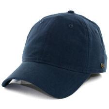 """New Era EK Collection """"Essential 920"""" Strapback Hat (Navy) Unisex Dad Cap"""
