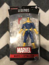 Marvel Legends Spymaster Figure Hasbro NO BAF
