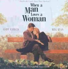 When a Man loves a Woman (1994) Percy Sledge, Brian Kennedy, Los Lobos.. [CD]
