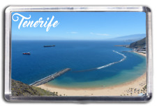 Tenerife Fridge Magnet Collectable Design Holiday Souvenir Canary Islands