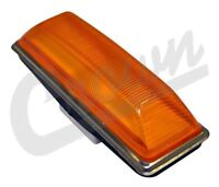 Amber Side Light For Jeep 87-95 YJ Wrangler 84-01 XJ Cherokee Export C55055014