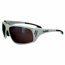 Bolle Sunglasses Rainier 11551 Holographic Silver Rose Blue Mirror