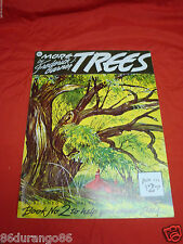 MORE TREES  VINTAGE DRAWING BOOK