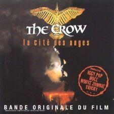 The Crow-City of Angels (1996; 16 tracks) Hole, Bush, White Zombies, Iggy.. [CD]