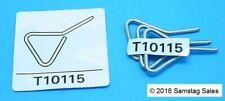 "Volkswagen T10115 Belt Tension Locking Pins Set of 3 Pins 1-3/4"" Long"
