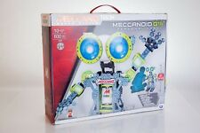 Meccano MeccaNoid G15 Android Robot 600 Piece Metal Building Set A3-4