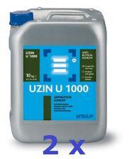 UZIN U 1000 - 2 x 10 kg - Antirutsch-Schicht * Anti-Slip * Środek antypoślizgowy
