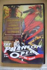 "DVD+ BOOKLET ""THE PHANTOM OF THE OPERA"" 1925"