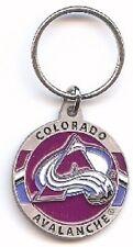 Colorado Avalanche NHL Keychain