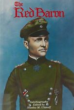 The Red Baron Ed. by S. Ulanoff (1980) WWI German Ace, WWI Aviation