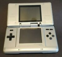 Nintendo DS (Original Silver) Parts Only NTR-001