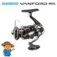 Shimano VANFORD 4000MHG fishing spinning reel 2020 model