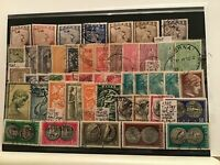 Greece 1945-1963 mounted mint and used   stamps   R22212