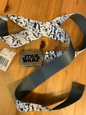 Star Wars Themed Belt With Logo Buckle NWT