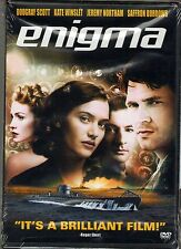 Enigma (DVD, 2002)   Dougray Scott, Kate Winslet   R-RATED