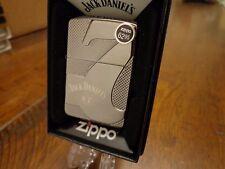 JACK DANIEL'S BLACK ICE #28817 ARMOR ZIPPO LIGHTER MINT IN BOX