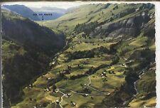 CP 74 Haute-Savoie - Le Col des Aravis - Lacets route entre Giettaz et Col