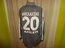 Lr ahlen penalty manga larga Camiseta matchworn 2003/04 + nº 20 mikolajczak talla XL Top