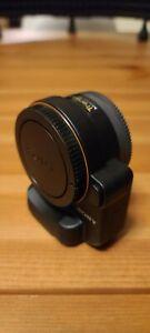 Sony LA-EA2 Lens Adapter w/ Translucent Mirror Technology *Mint* Factory Sticker