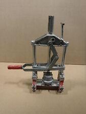 "Ridgid P&S Pipe Fusion Machine 708-015 1 5/8"" Clamp Pipe Plumbing Industrial"