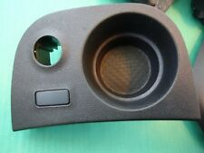 SEAT LEON MK2 CUP HOLDER SURROUND TRIM 1P2858331