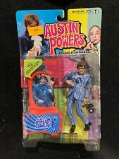 Austin Powers McFarlane Action Figure Series 2: Austin Powers -New On Card-
