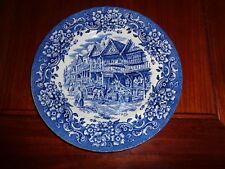 Royal Tudor Ware W N Mellor 17TH CENTURY ENGLAND Blue And White