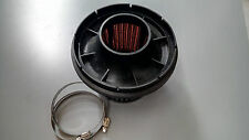 76mm inlet AIR POD FILTER PERFORMANCE INTAKE SUIT FORD falcon BA BF XR6 XR6T