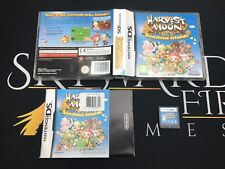 Harvest Moon Sunshine Islands - Nintendo DS (NDS) TESTED UKV PAL