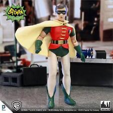BATMAN 1966 TV SERIES  DICK GRAYSON & ROBIN;8 INCH  FIGURES   NEW IN POLYBAG