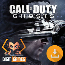 Call of Duty Ghosts - Steam / PC Game - New / COD / FPS / Shooter [NO CD/DVD]