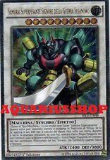 Yu-Gi-Oh Samurai Superpesante Signore della Guerra Susanowo SECE-IT044 Ultimate