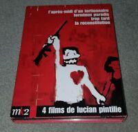 Lucian Pintilie Collection PAL Region 2 Arthouse - 4 DVD Set
