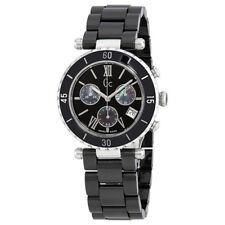 Guess Black Dial Ladies Ceramic Watch I43001M2S