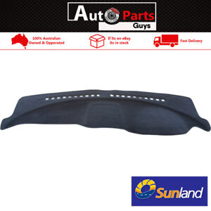 Fits Holden Rodeo RA 2003 2004 2005 2006 Charcoal Dashmat*