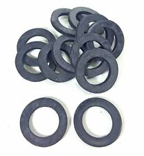 "Pkg/10, 3/4"" x 1/8"" EPDM Water Meter Gasket Washer, for 5/8 x 3/4, & 3/4 meters"