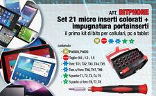 Fermec BITPHONE set micro inserti iPAD iPHONE SMARTPHONE TABLET PC NOTEBOOK