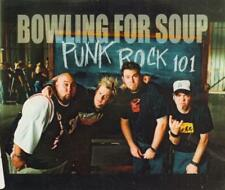 Bowling For Soup(CD Single)Punk Rock 101-New