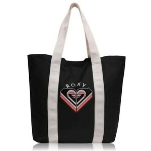 Roxy Womens Bag Beach - Anthracite  One Size