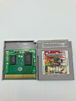 Nintendo Game Boy Tested Cart Only Buster Bros. AUTHENTIC CLEAN LABEL SHIPS FAST