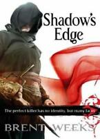 Shadow's Edge: Book 2 of the Night Angel,Brent Weeks