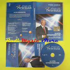 DVD film LA VITA EXTRATERRESTRE Viaggio nella scienza PIERO ANGELA 2009 no vhs