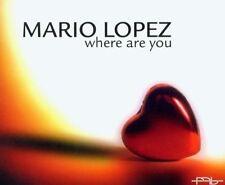 Mario Lopez where are you (2003) [Maxi-CD]