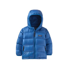 Patagonia Hi-Loft Down Jacket Infant - Blue