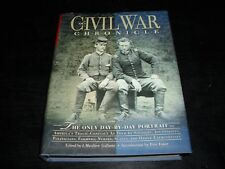 Civil War Chronicle:The Only Day by Day Portrait of America's Tragic Conflict