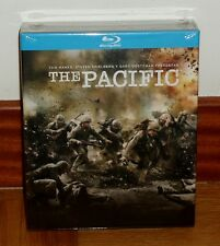 THE PACIFIC-6 DISCOS BLU-RAY-NUEVO-PRECINTADO-NEW-SEALED-EDICION ESPAÑOLA-SERIES